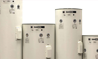 Sanden Hot Water Pump