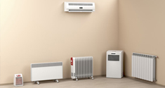 Flued Gas Space Heaters (Portability)